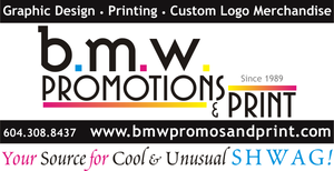 BMW PROMOTIONS and PRINT